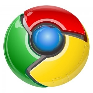 The Google Chrome Logo
